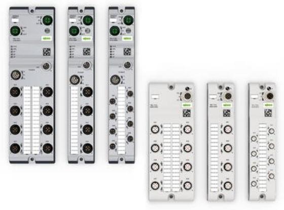 سیستم های PLC WAGO  (I/O System)
